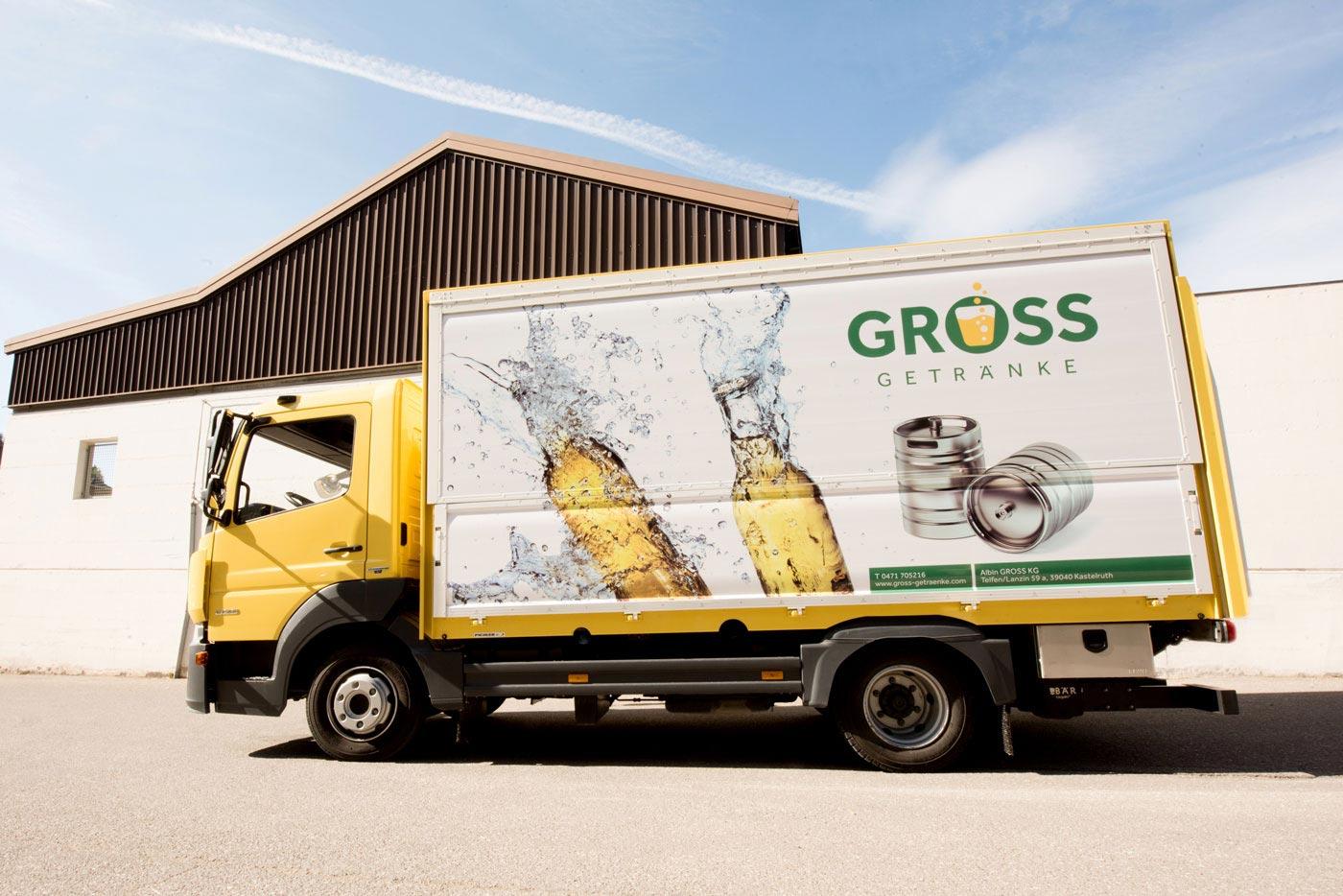 GETRÄNKE GROSSHANDEL, Ihr Abholmarkt in Kastelruth, Gross Getränke